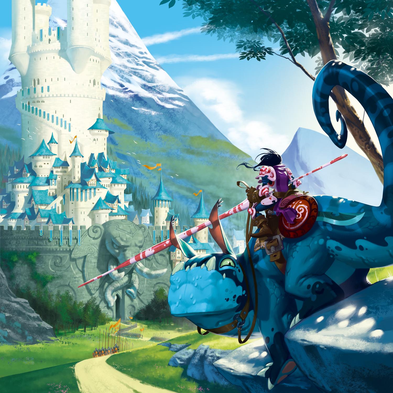 Galeria de Arte: Ficção & Fantasia 1 - Página 4 Lords_of_xidit_by_naiiade-d7w43k3
