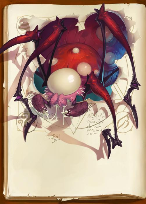 spider by naiiade