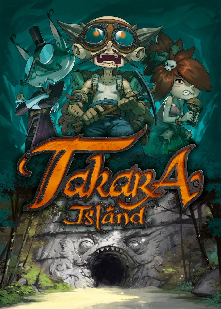 Takara Island by naiiade