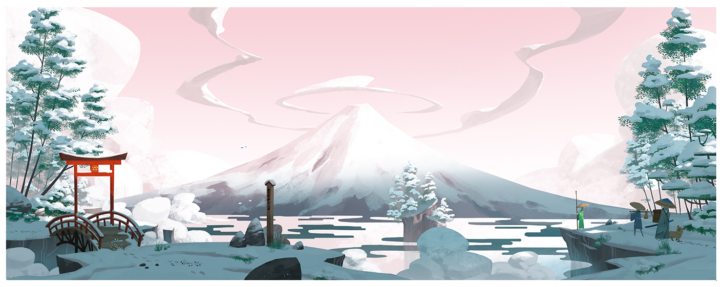 Montagne by naiiade