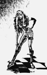 Rogue - MGS style by Ludi-Price