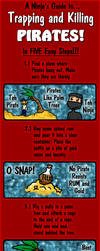 How To Catch a Pirate Tutorial by LucidityPrevails
