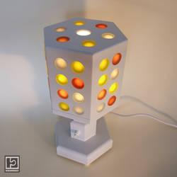 HEXAGON LAMP by hama2