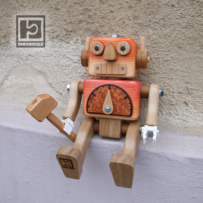 Robot 38 by hama2