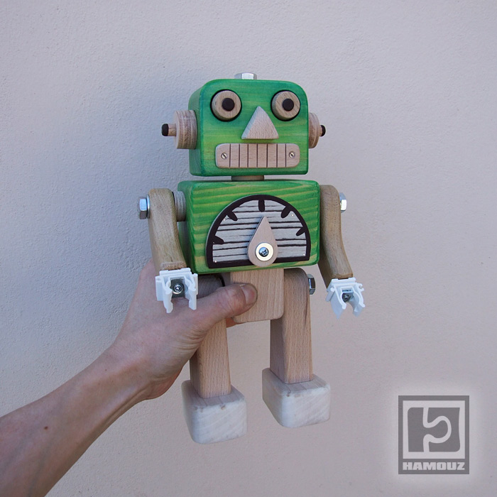 Robot 41 by hama2