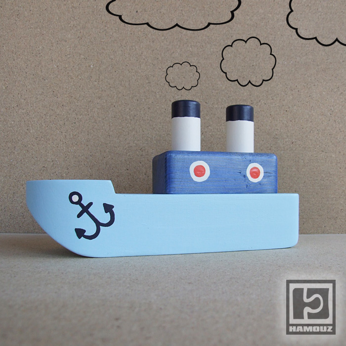Steamship 02 by hama2