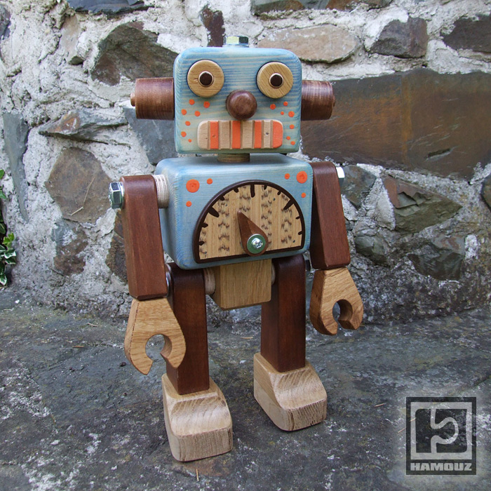 Robot 42 by hama2