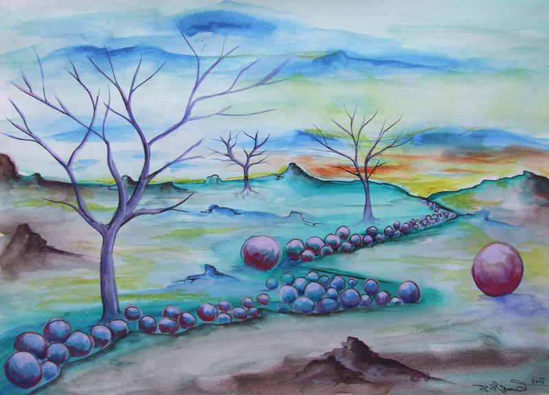 Landscape 05 by hama2