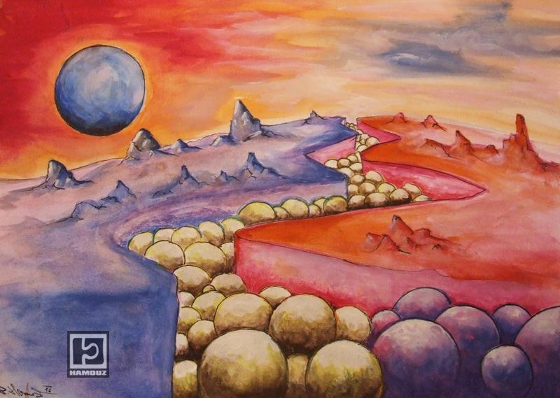 Landscape 07 by hama2