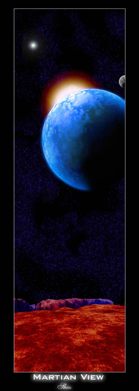 Martian View