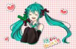 VOCALOID : Happy Birthday Miku!