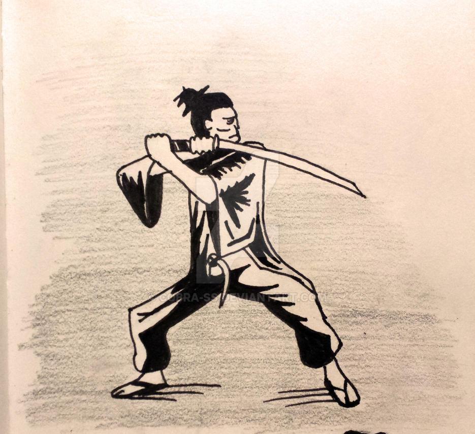 Samurai by Cobra-ss