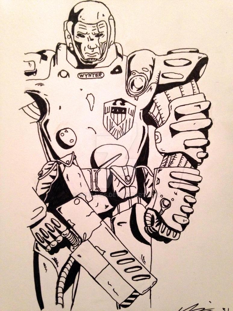 Wynter Soldier by Cobra-ss