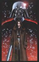 Darth Vader (Eclipse) by MisunderstoodTim