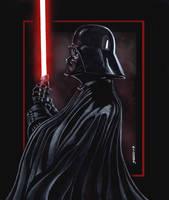 Lord Vader by MisunderstoodTim