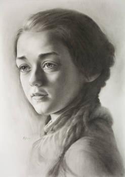 Arya Stark - (Maisie Williams) - Game of Thrones