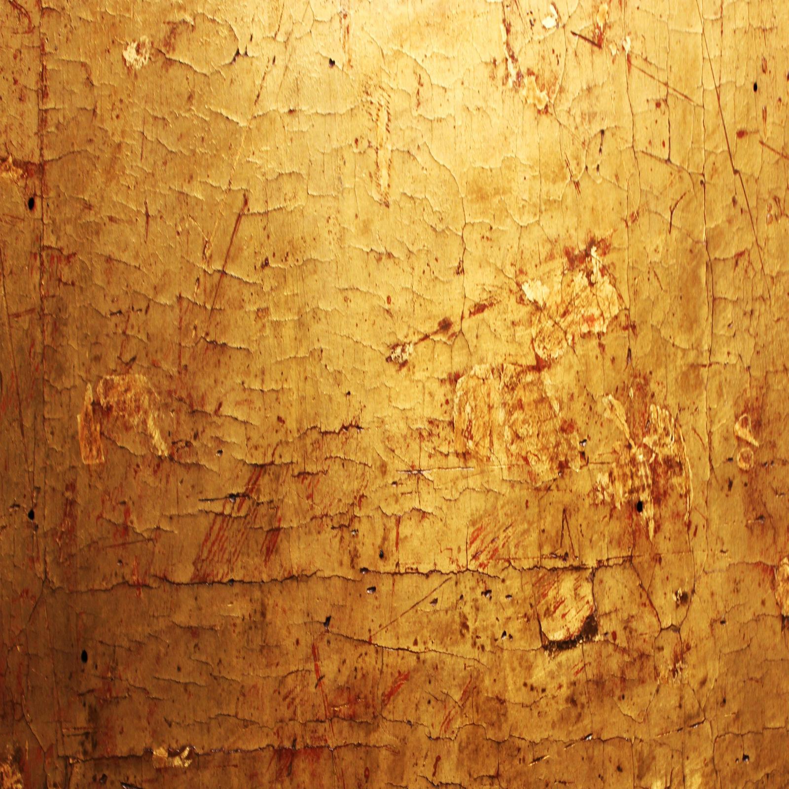 Medieval Gold Texture by SenhArt