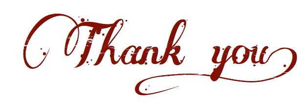 Thank-you Copia