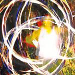 Circles of Light by SennhArt