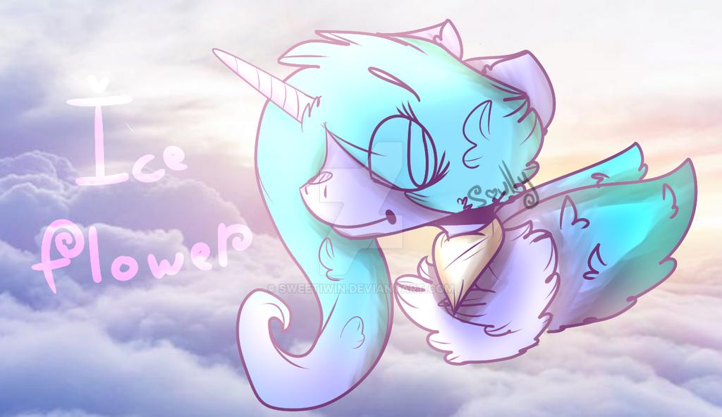 Ice flower   Sweet iwin by SweetIwin