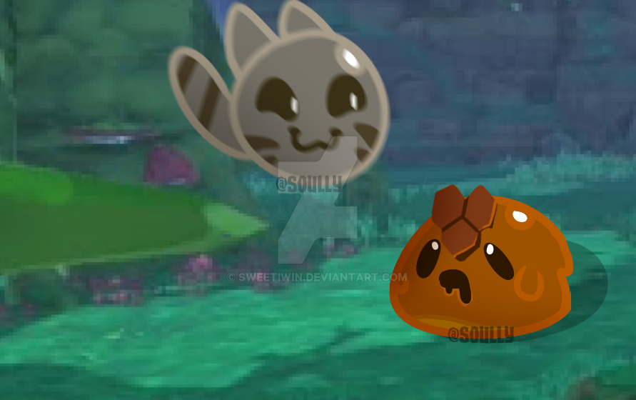 Watch out! | Slime Rancher | SweetIwin by SweetIwin