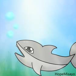 Shark by HopeMisayo