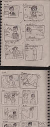 Hourly Comic Day 2012 by MisterNightshade