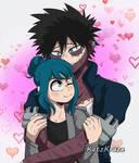 [BNHA AT] Cute Cuddles~