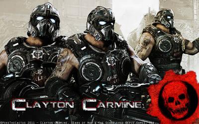 Clayton Carmine - 3 by PokeTheCactus