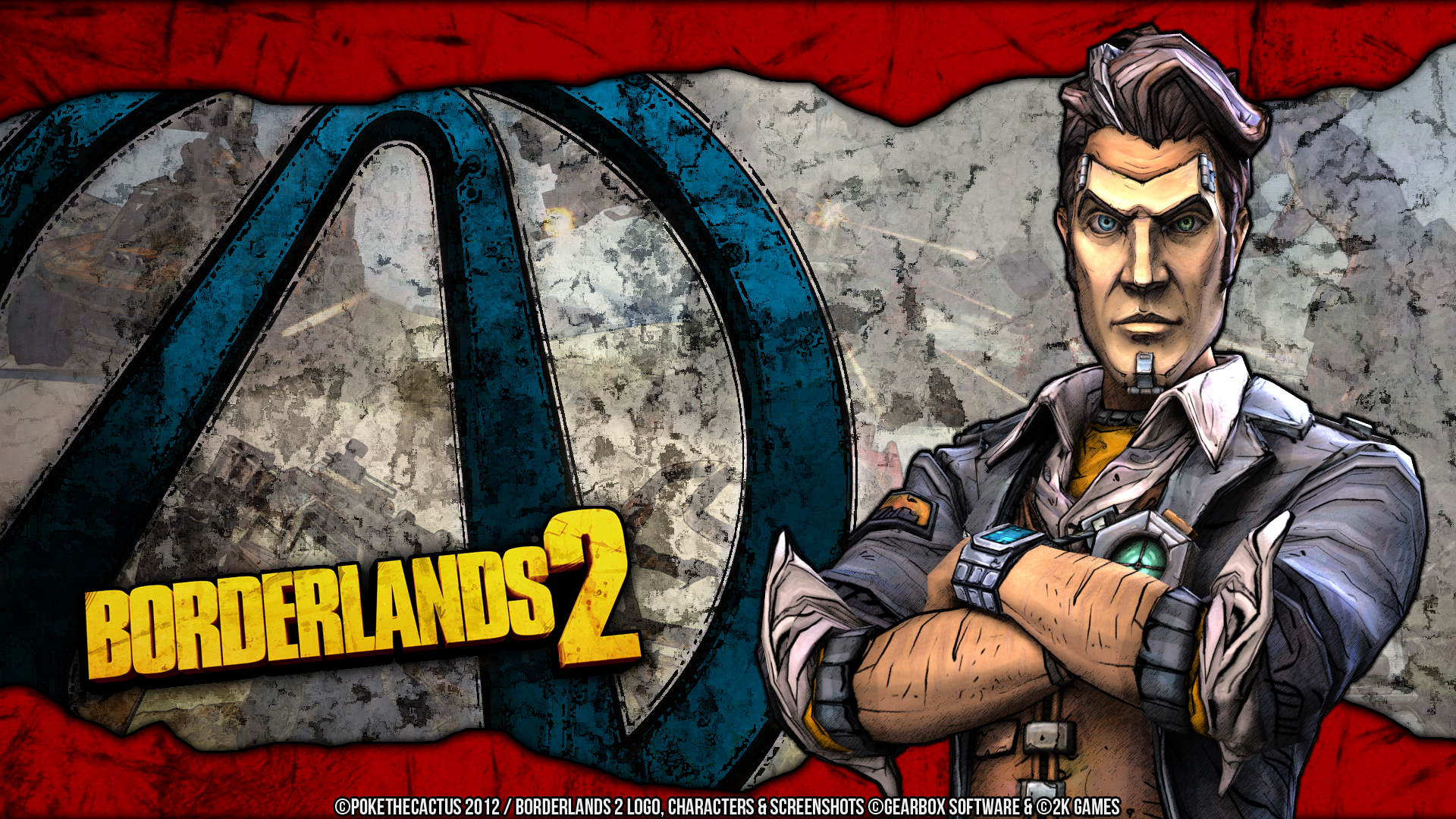 Video Game Borderlands wallpapers Desktop Phone Tablet