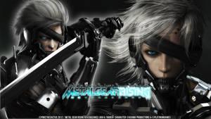 ::RAIDEN:: Metal Gear Rising Wallpaper