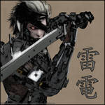 :: Raiden :: Japanese Canvas Style ::