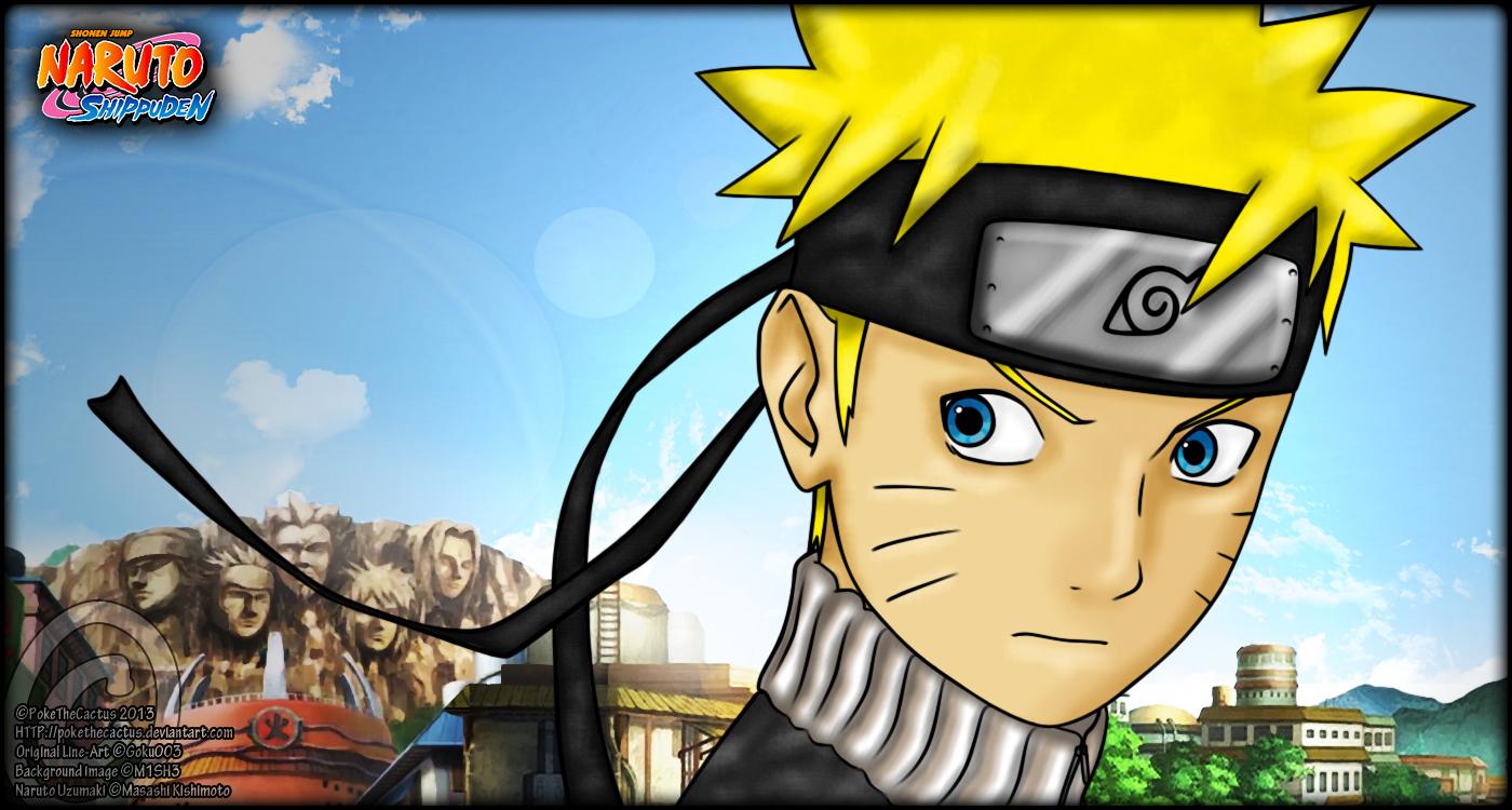 :|: Naruto Uzumaki :|: by PokeTheCactus