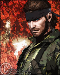 ~ Life's End ~ Metal Gear Solid 3 ~