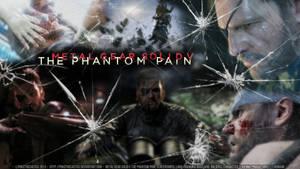 - Metal Gear Solid V The Phantom Pain Wallpaper -
