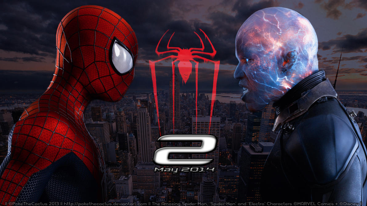 || The Amazing Spider-Man 2 || HD Wallpaper || by PokeTheCactus