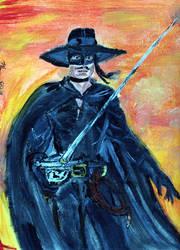 Zorro by theaven