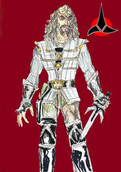 Klingon warrior by theaven