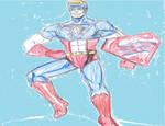 Amalgam reborn Super Soldier