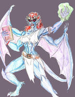 Demona 3 by theaven