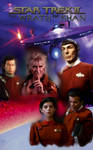 Wrath of Khan poster by theaven