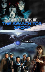 search for Spock poster  by theaven