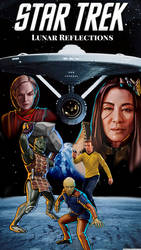 Star Trek book cover by theaven