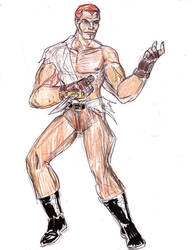 Doc Savage by theaven