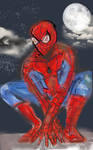 Spiderman by theaven