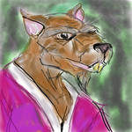 Splinter portrait by theaven