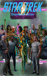 Star Trek TOS book cover by theaven