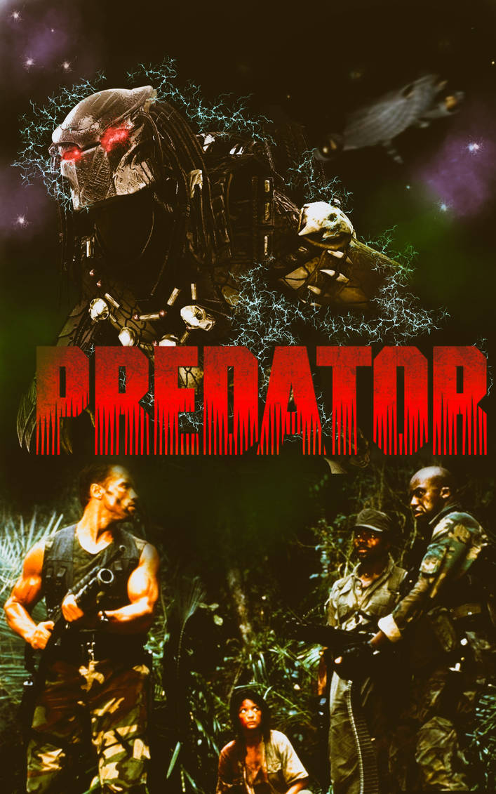 Predator poster by theaven