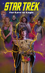 Star Trek book cover 3 by theaven