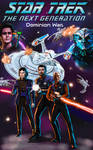 Star Trek Next generation cover 4 by theaven